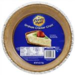 Graham Cracker Pie Crust, Honey Maid